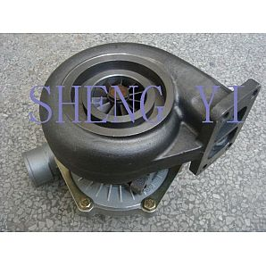 Agricultural turbochargers