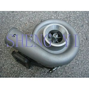 Agricultural turbo charger